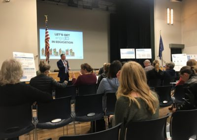 Community event in South Jordan to talk about education